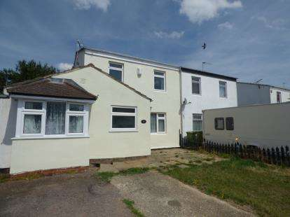 4 Bedrooms Semi Detached House for sale in Cawarden, Stantonbury, Milton Keynes, Buckinghamshire
