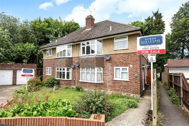 1 Bedroom Maisonette Flat for sale in Kent Gardens, Ruislip, Middlesex, HA4