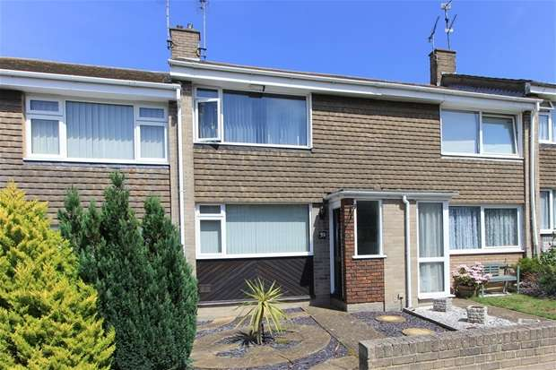 2 Bedrooms Terraced House for sale in Ivy House Road, Whitstable