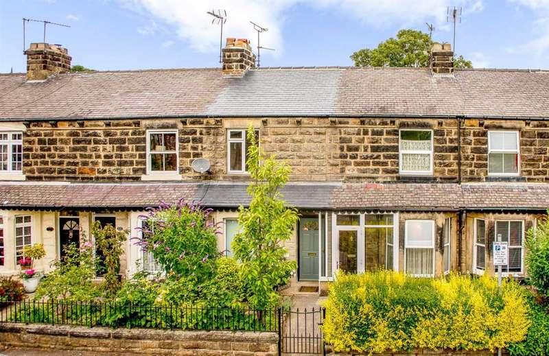 2 Bedrooms Terraced House for sale in Mayfield Terrace, Harrogate