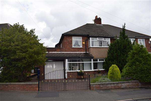 3 Bedrooms Semi Detached House for sale in Rimmer Avenue, Liverpool