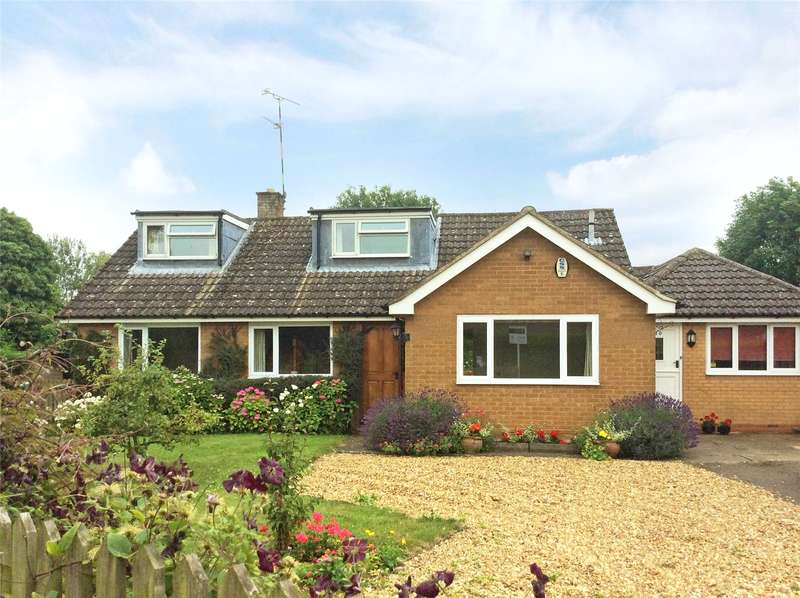 4 Bedrooms Detached Bungalow for sale in Farm Stile, Upper Boddington, Daventry, Northamptonshire, NN11