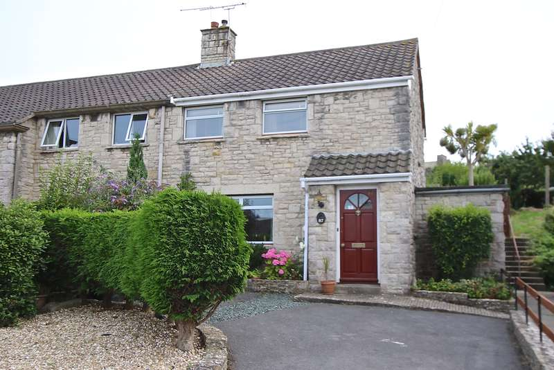 2 Bedrooms End Of Terrace House for sale in PRIESTS ROAD, SWANAGE