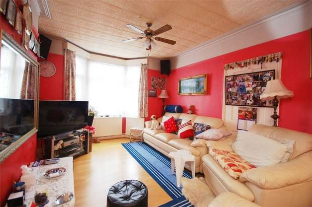 3 Bedrooms Terraced House for sale in Cobbold Road, Harlesden, London