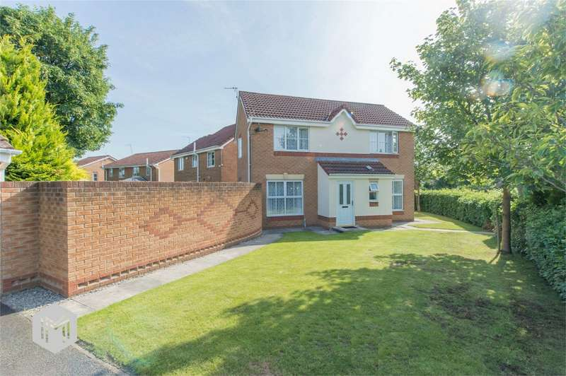 3 Bedrooms Detached House for sale in St Johns Road, Worsley, Manchester, Lancashire