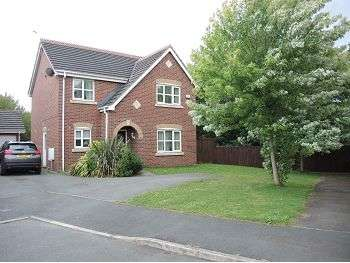 4 Bedrooms Detached House for sale in General Drive, West Derby, Liverpool