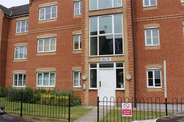 2 Bedrooms Flat for sale in Redhill Park, Hull, East Riding of Yorkshire