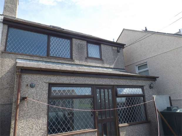 3 Bedrooms Terraced House for sale in Maes Maethlu, Llanfaethlu, Holyhead, Anglesey