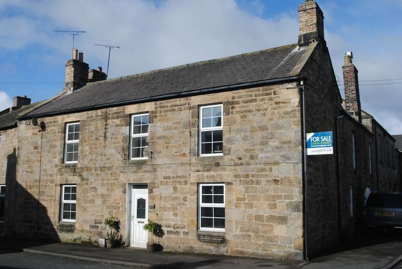 4 Bedrooms End Of Terrace House for sale in Wark, Hexham