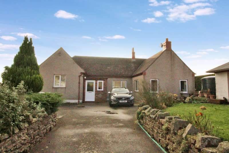3 Bedrooms Detached Bungalow for sale in Comb Hill, Haltwhistle