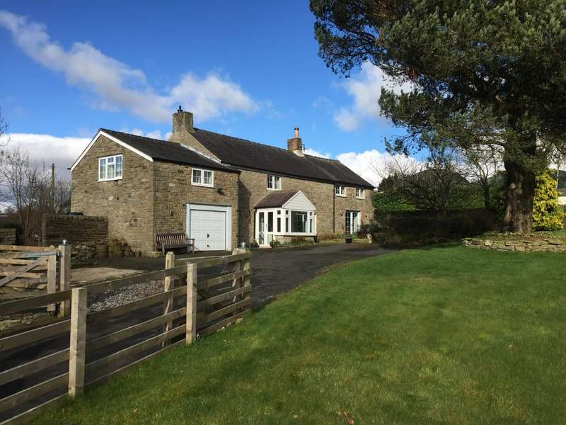3 Bedrooms Detached House for sale in Catton, Northumberland