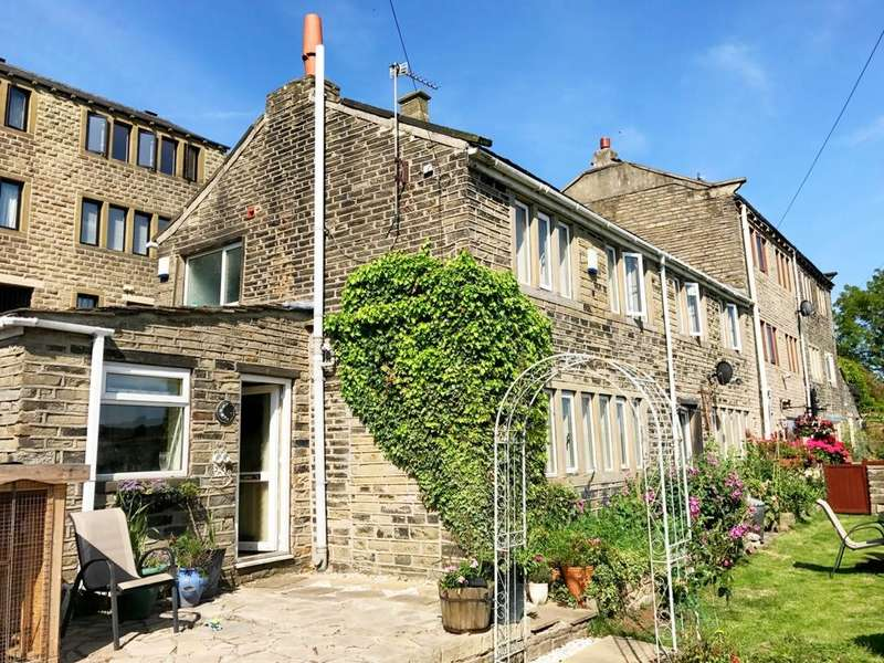 4 Bedrooms Cottage House for sale in Mount Pleasant, Huddersfield, HD7