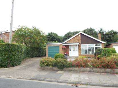 2 Bedrooms Bungalow for sale in Russley Road, Bramcote, Nottingham