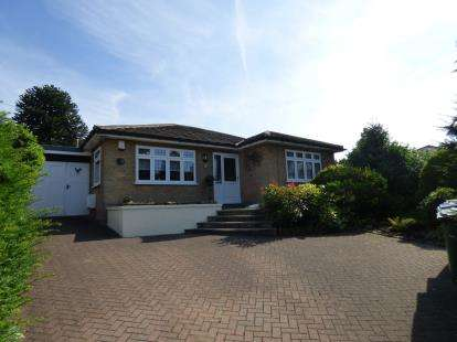 2 Bedrooms Bungalow for sale in Robin Down Lane, Mansfield, Nottinghamshire