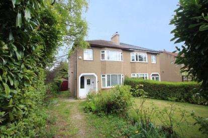 3 Bedrooms Semi Detached House for sale in Bailie Drive, Bearsden