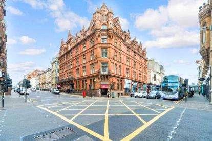1 Bedroom Flat for sale in West Regent Street, City Centre