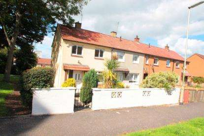 2 Bedrooms End Of Terrace House for sale in Reid Place, Glenrothes