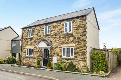 3 Bedrooms Detached House for sale in Camelford, Cornwall