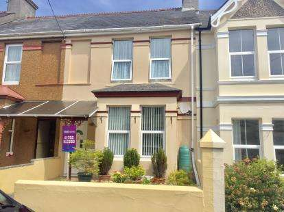 3 Bedrooms Terraced House for sale in Torpoint, Cornwall, Cornwall