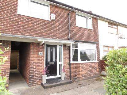 3 Bedrooms Terraced House for sale in Bispham Avenue, Breightmet, Bolton, Greater Manchester