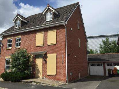 3 Bedrooms Semi Detached House for sale in Edgecote Close, Manchester, Greater Manchester