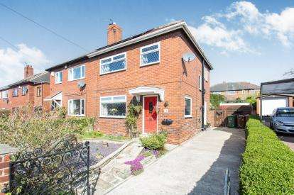 4 Bedrooms Semi Detached House for sale in Cyprus Mount, St Johns, West Yorkshire, Wakefield