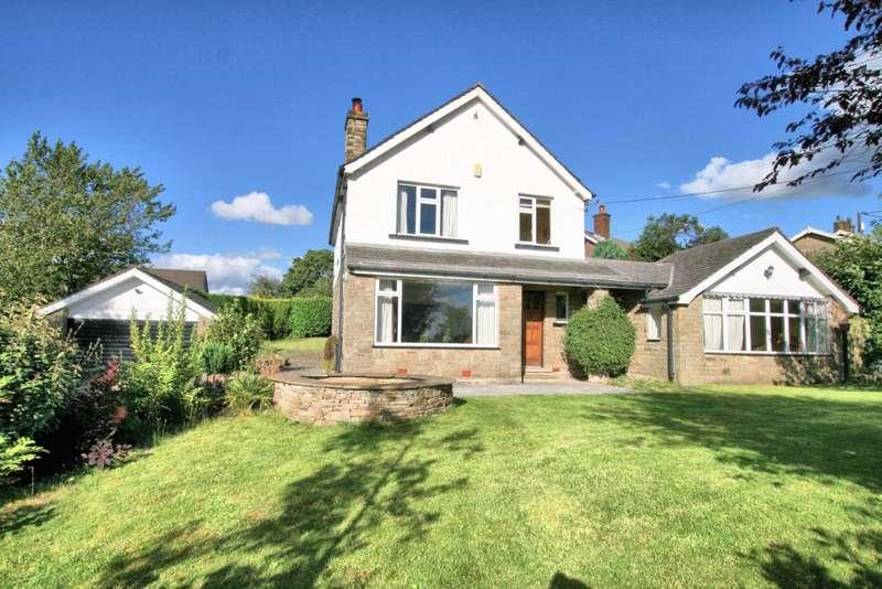 4 Bedrooms Detached House for sale in Hurst Lane, Bollington