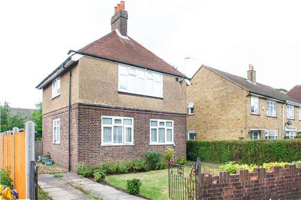 3 Bedrooms Detached House for sale in Old Kenton Lane, KINGSBURY, NW9 9NE
