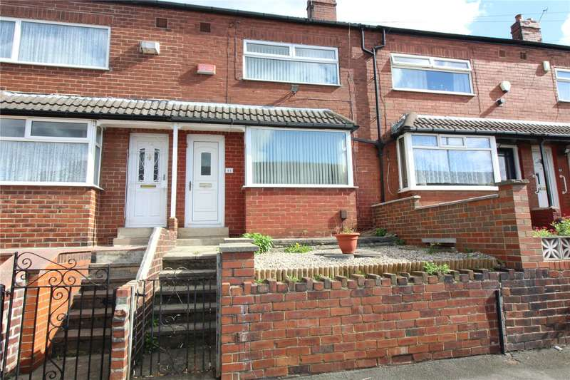 2 Bedrooms Terraced House for sale in Model Avenue, Armley, Leeds, LS12
