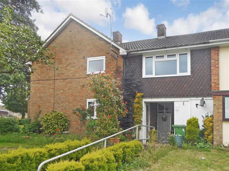 2 Bedrooms Maisonette Flat for sale in Ingaway, Basildon, Essex