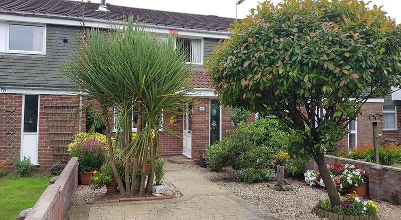 2 Bedrooms Terraced House for sale in WELBECK ROAD, YEOVIL, Somerset, BA21