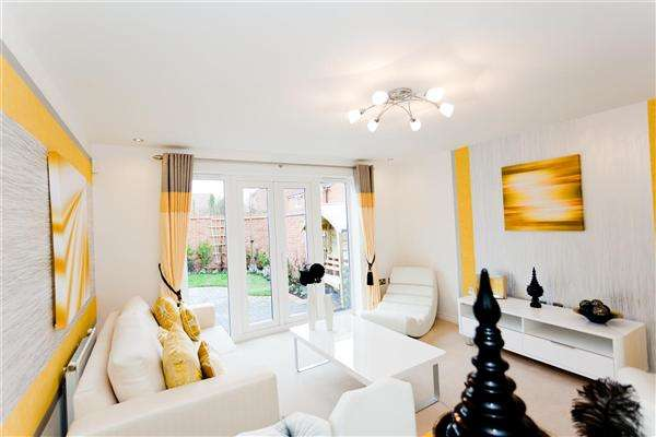 3 Bedrooms Semi Detached House for sale in Banbury, Banbury