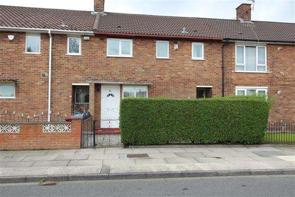 3 Bedrooms Terraced House for sale in Lindby Road, Kirkby