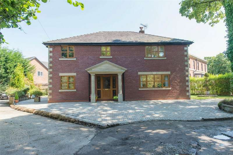 5 Bedrooms Detached House for sale in Bury Road, Tottington, Bury, Lancashire