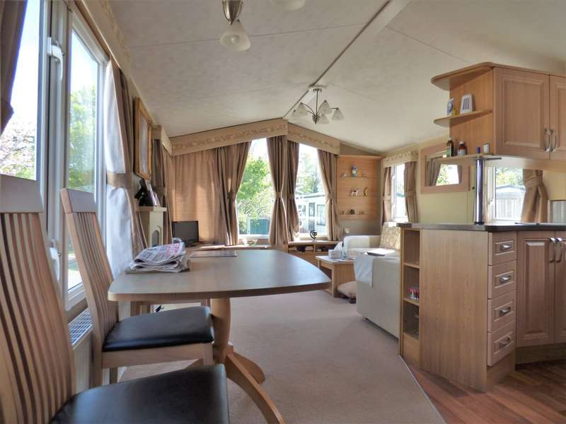 2 Bedrooms Mobile Home for sale in Oakcliff Holiday Park, Dawlish Warren