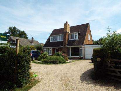 4 Bedrooms Detached House for sale in Swanmore, Southampton, Hampshire