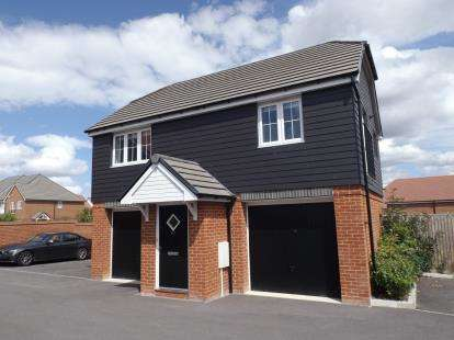 1 Bedroom Detached House for sale in Bishopdown, Salisbury, Wiltshire
