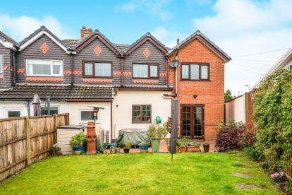 4 Bedrooms Semi Detached House for sale in Foster Avenue, Hednesford, Cannock, Staffordshire