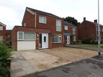 3 Bedrooms Detached House for sale in Foster Road, Kempston, Bedford, Bedfordshire