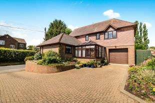 3 Bedrooms Detached House for sale in Wye Road, Boughton Lees, Ashford, Kent
