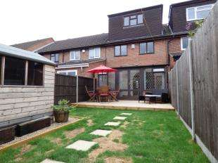 4 Bedrooms Terraced House for sale in Bull Lane, Eccles, Aylesford, Kent