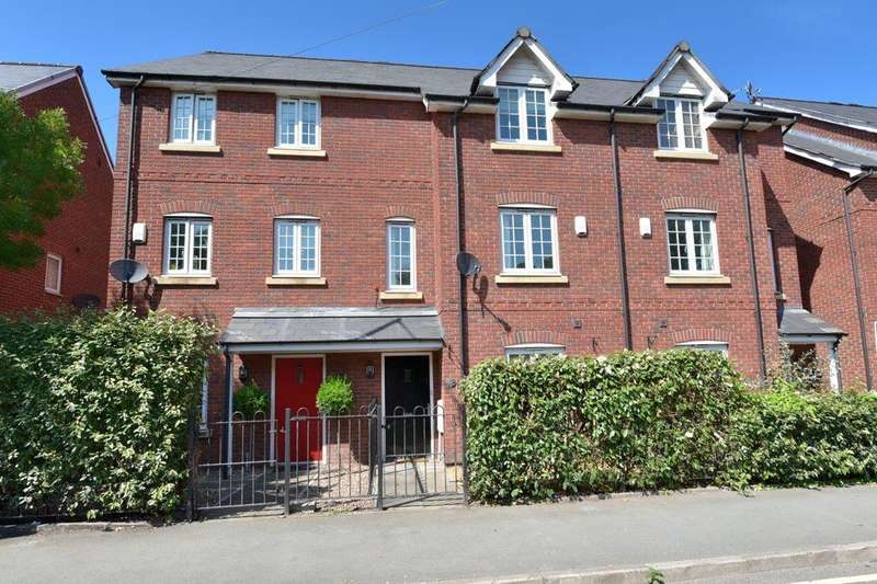 4 Bedrooms Mews House for sale in Market Street, Stoneclough, Radcliffe, M26 1HF