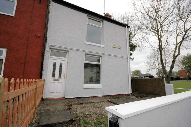 2 Bedrooms End Of Terrace House for sale in Low willington road, Crook, County Durham, DL15
