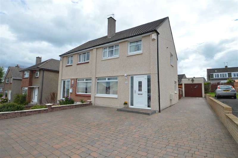 3 Bedrooms Semi Detached House for sale in Wellhall Road, Hamilton