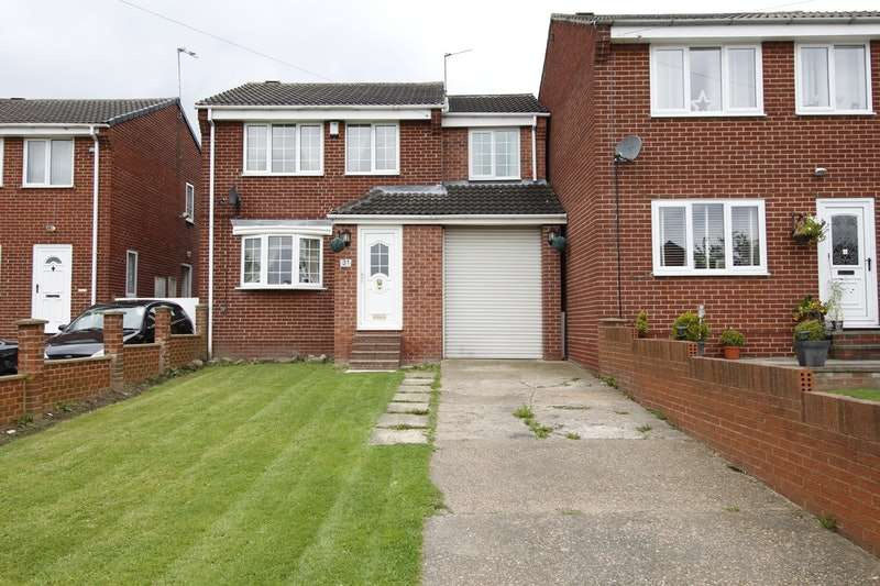 4 Bedrooms Detached House for sale in snetterton close, cudworth, barnsley, South Yorkshire, S72