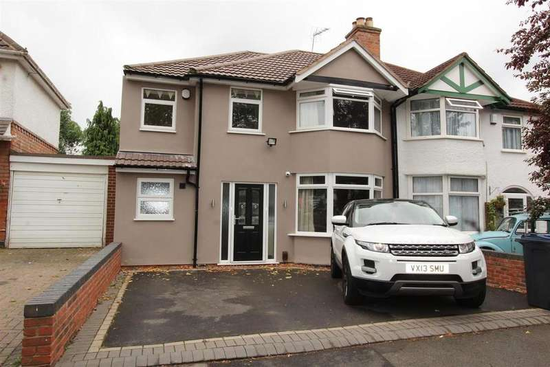 4 Bedrooms Semi Detached House for sale in Brooklands Road, Birmingham