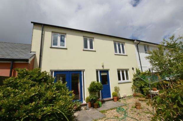 3 Bedrooms Terraced House for sale in Gweal Pawl, Redruth, Cornwall