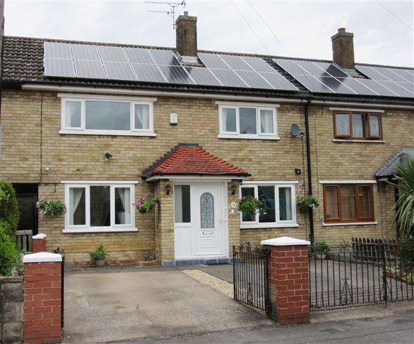3 Bedrooms Town House for sale in Fotherby Road, Scunthorpe