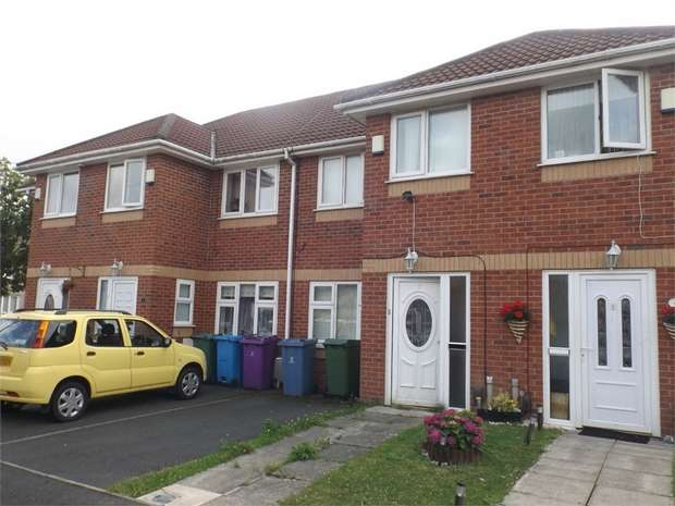 3 Bedrooms Terraced House for sale in Polperro Close, Liverpool, Merseyside