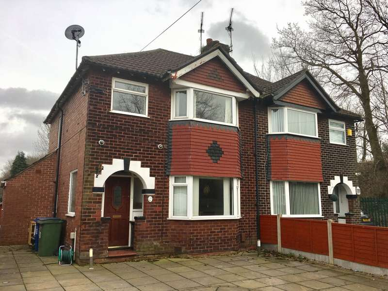 3 Bedrooms Semi Detached House for sale in Chester Road Hazel Grove Stockport